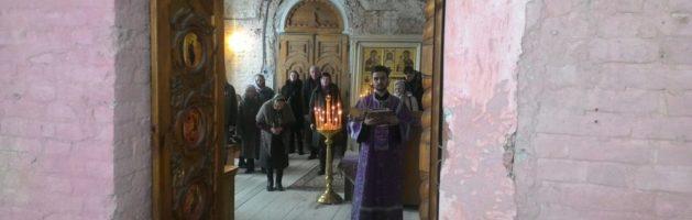 Неделя о Марии Египетской